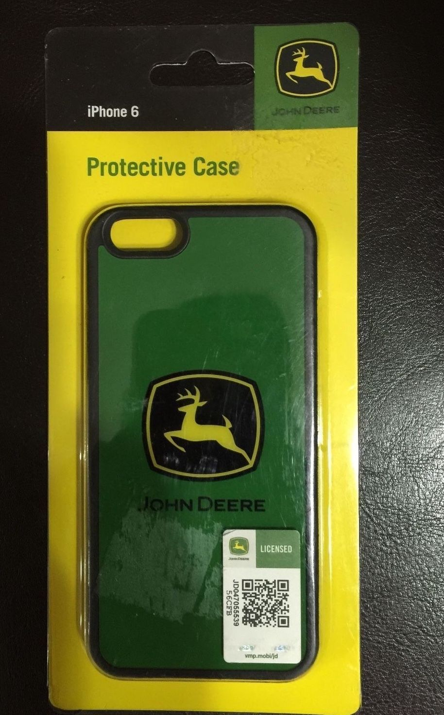 timeless design 27170 9adac License John Deere IPhone 6 Cell Phone Case Green Black NEW | Jack ...